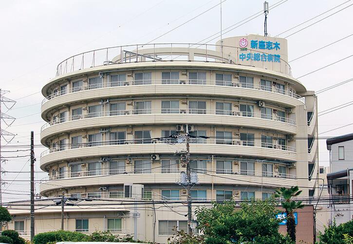 新座志木 中央総合病院 ひまわり保育室